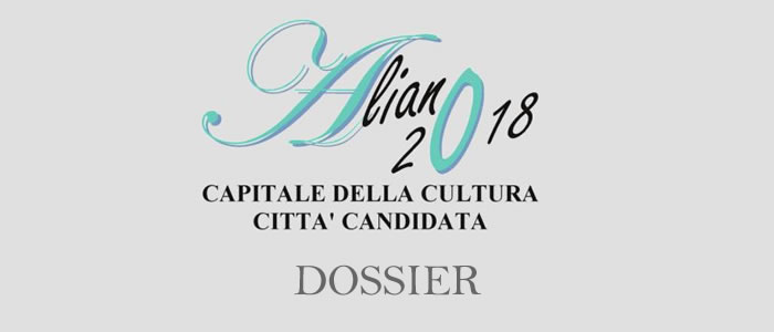 Dossier Aliano 2018 - Capitale della Cultura Città Candidata