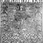 Melli, I Cavalieri dell'arte, 1907