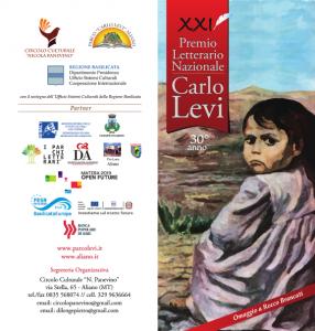 Premio Carlo Levi 2018